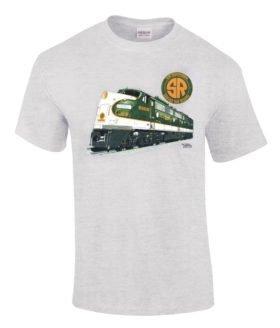 Southern E8 Authentic Railroad T-Shirt Tee Shirt