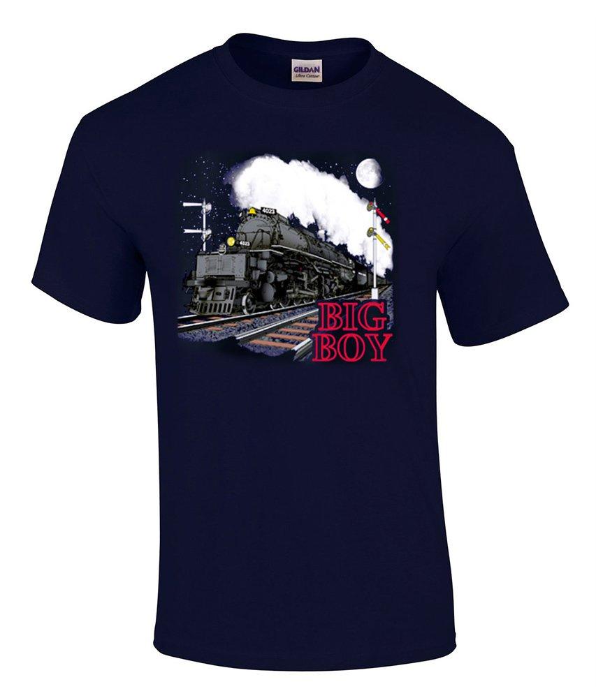 Union Pacific Big Boy Authentic Railroad T-Shirt