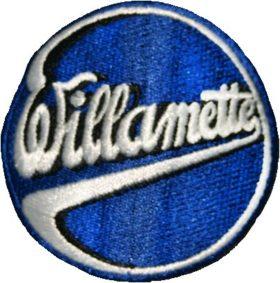 Williamette Logging Locomotives Embroidered Hat [hat109]