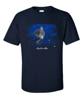 Starlight Chessie Authentic Railroad T-Shirt Tee Shirt [15]