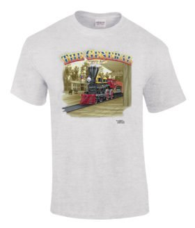 The General Authentic Railroad T-Shirt