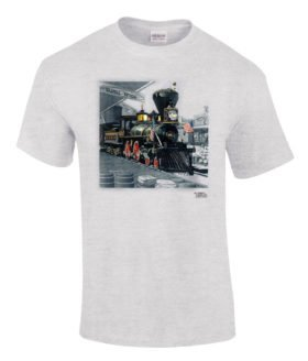 Virginia and Truckee Authentic Railroad T-Shirt