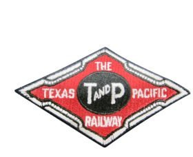 Texas and Pacific Railway Embroidered Hat [hat69]