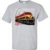 KCS Belle Authentic Railroad T-Shirt Tee Shirt