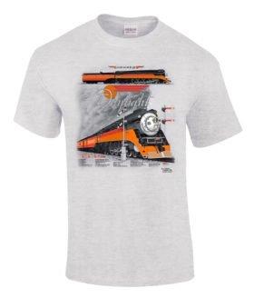 Daylight Authentic Railroad T-Shirt Tee Shirt