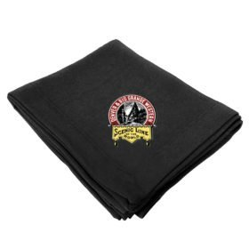 Denver and Rio Grande Western Railroad Embroidered Stadium Blanket