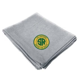 Southern Railway Embroidered Stadium Blanket