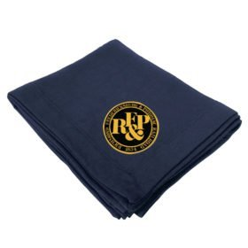 Richmond Fredericksburg and Potomac Railroad Embroidered Stadium Blanket