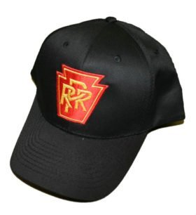 Pennsylvania Railroad Embroidered Hat [hat09]