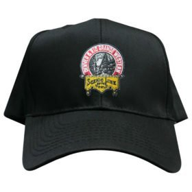 Denver and Rio Grande Western Railroad Embroidered Hat [hat101]