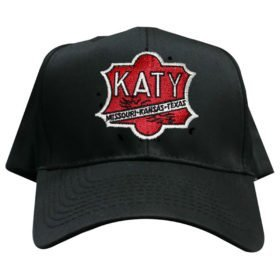Missouri Kansas Texas Railroad Embroidered Hat [hat105]