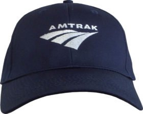 Amtrak Travelmark Embroidered Hat [hat252]