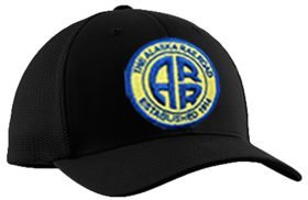 Alaska Railroad Embroidered Hat [hat26]