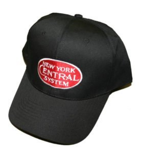 New York Central Red Logo Embroidered Hat [hat29r]