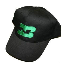 Burlington Northern Embroidered Hat [hat46]