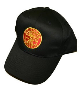 Southern Pacific Golden Sunset Embroidered Hat [hat50]