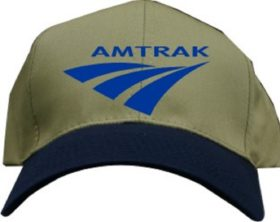 Amtrak Acela Embroidered Hat [hat52]