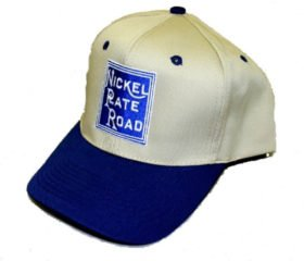 Nickel Plate Road Embroidered Hat [hat54]
