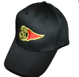 Western Maryland Fireball Logo Embroidered Hat [hat63]
