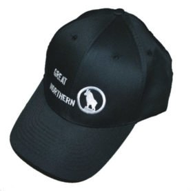 Great Northern Railway Rocky Logo Embroidered Hat [hat64]