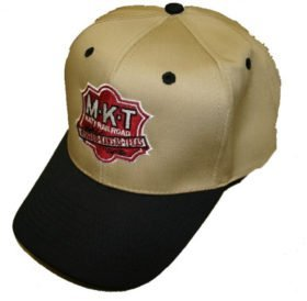 Missouri Kansas Texas Railroad Embroidered Hat [hat70]