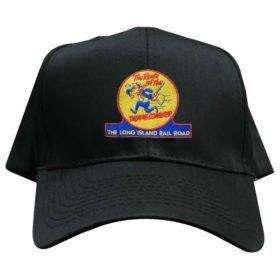 Long Island Railroad Dashing Dan Embroidered Hat [hat85]