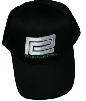 Penn Central  Transportation Company Embroidered Hat [hat92]