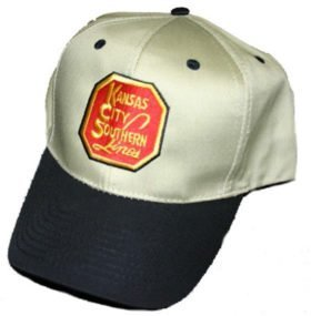 Kansas City Southern Railway Embroidered Hat [hat98]