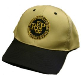 Richmond Fredericksburg and Potomac Railroad Embroidered Hat [hat99]