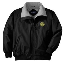 Norfolk and Western Embroidered Jacket with Front Logo [04]