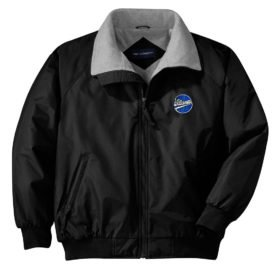 Williamette Logging Locomotives Embroidered Jacket [109]