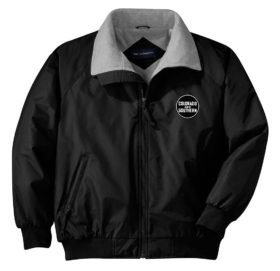 Colorado and Southern Logo Embroidered Jacket Adult S [113]