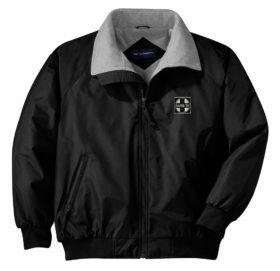 AT&SF Santa Fe Black Cross Embroidered Jacket [120]
