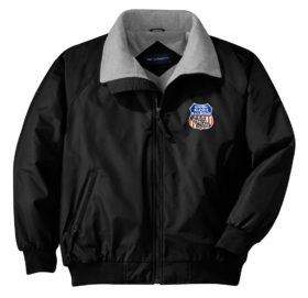Union Pacific Overland Route Embroidered Jacket [123]