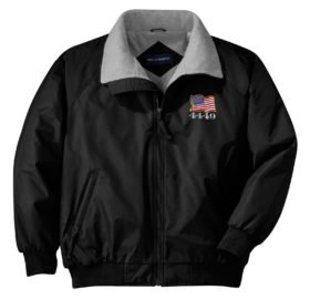 Daylight 4449 American Freedom Train Embroidered Jacket [125]