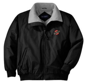 Chicago & Northwestern Embroidered Jacket with Front Logo [17]