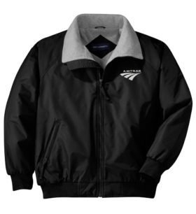 Amtrak Travelmark Embroidered Jacket [252]