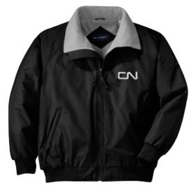 Canadian National Noodle Logo Embroidered Jacket [45]