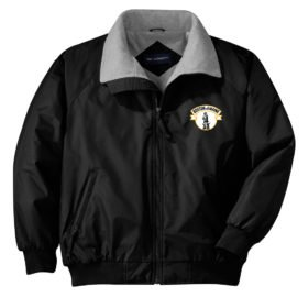 Boston and Maine Minuteman Logo Embroidered Jacket [65]