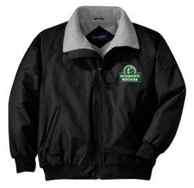 Sacramento Northern Railway Embroidered Jacket [97]
