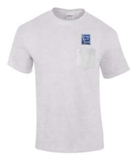 Nickel Plate Road Embroidered Pocket Tee [p54]