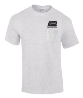 Penn Central  Transportation Company Embroidered Pocket Tee [p92]
