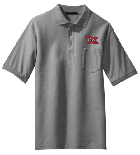 104 Lehigh Valley Railroad Black Diamond Logo Crew Neck Sweatshirt