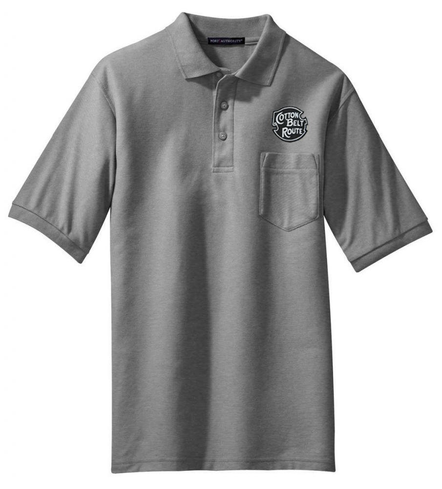 aa6e48ca4 St. Louis Southwestern Railway Embroidered Polo [110] – Daylight Sales