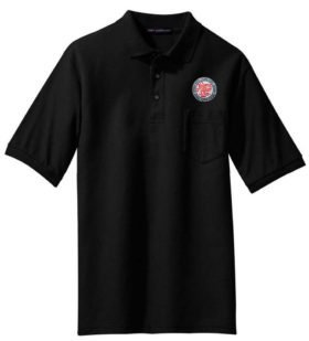 D&RGW Main Line Embroidered Polo  [12]