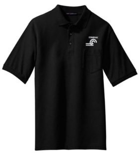 CSX Transportation Embroidered Polo  [22]