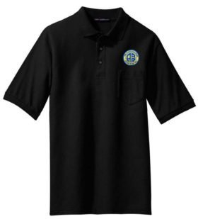 B&O Embroidered Polo  [25]