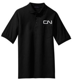 Frisco Railway Embroidered Polo  [44]