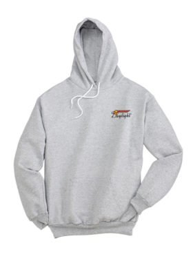 Southern Pacific Daylight Pullover Hoodie Sweatshirt [01]