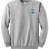 Burlington Northern Santa Fe Intermodal Logo Crew Neck Sweatshirt [03]